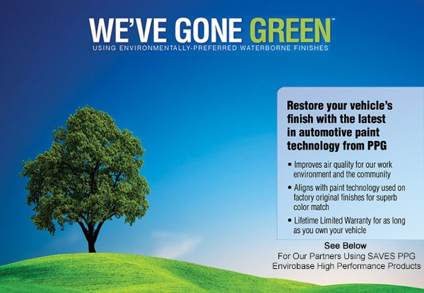Painting - We've gon green