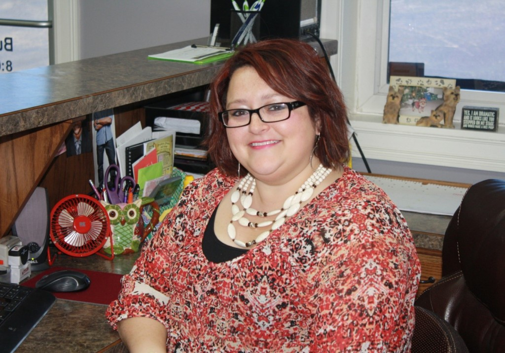 Melanie Smith - Office Administrator